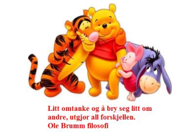 Ole Brumm filosofi